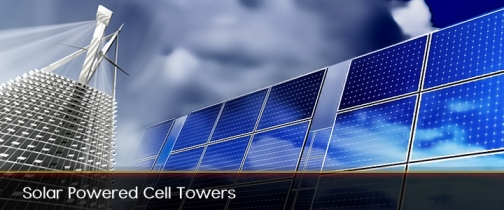 Solar-Powered-Cell-Towers