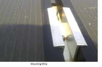 Mounting whip